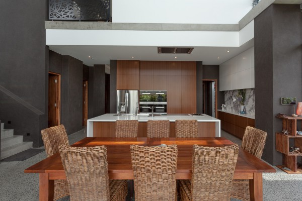 Green Hills Beach Home - Kitchen Dining