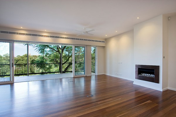 Birchgrove Home - Living Room