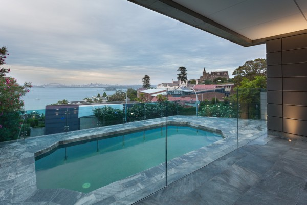 CPT Interiors & Construction - Rose Bay renovation - Pool area