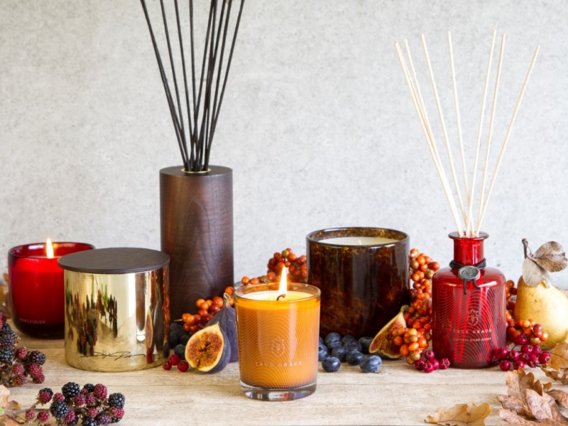 luxury homes fragrances