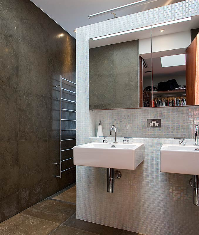 Example of work by luxury home builders CPT Interiors and Construction