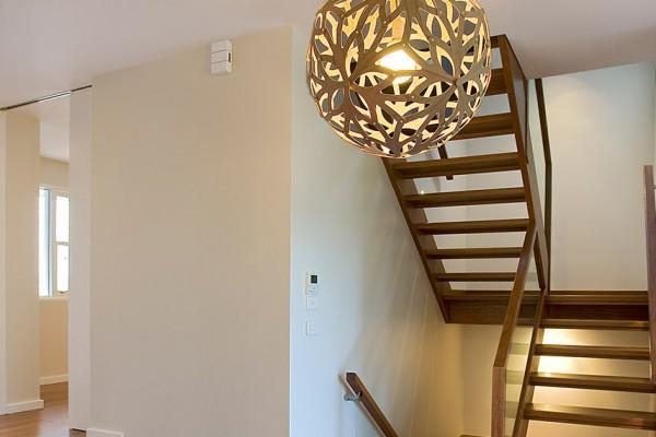 Birchgrove Home - Stairway