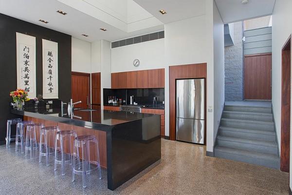 best home builders sydney North Bondi Home - Kitchen