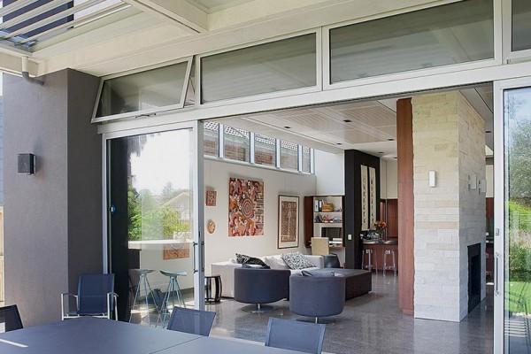 Best Home Builders Sydney North Bondi Home - Living