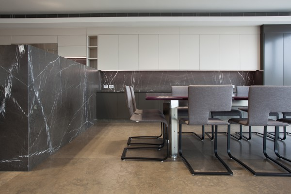 CPT Interiors & Construction - Rose Bay renovation - Dining area