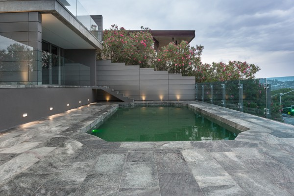 CPT Interiors & Construction - Rose Bay renovation - Pool